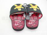 2013外贸原单加厚质量好辛普森一家大板拖地板防滑大底鞋小额批发