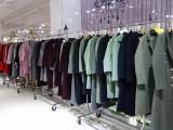 品牌折扣尾货衣香韩尔17时尚高端冬装双面绒大衣批发 折扣女装