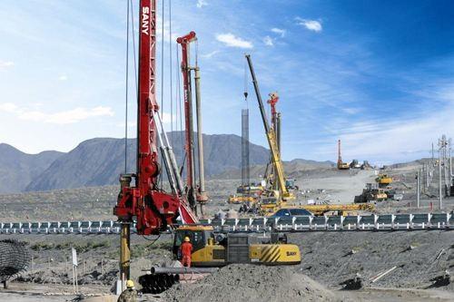 南宁市哪里有旋挖钻机施工队伍?广西旋挖钻机专业承包桩基础施工