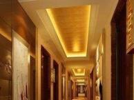 北京快捷酒店装修 专业宾馆装修 酒店大堂装修设计