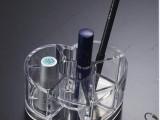 PS化妆盒/首饰盒/饰品盒/炫彩透明水晶化妆品/收纳盒 型号10