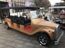 九成新二手观光车 二手老爷车 二手休闲高尔夫球车低15800元