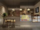 合肥工业风咖啡馆装修设计,创造一种素朴的静谧与现代感