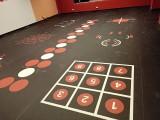 幼儿园室内外健身房私教走廊器材区地垫减震美观易清洁