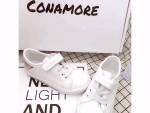 conamore是什么品牌?小白鞋质量怎么样?