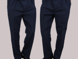 新式保安夏裤物业保安裤子长裤薄款长裤深色裤子大量批发