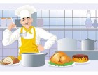 人社局厨师证等职业资格证考试报名就到东泰学校