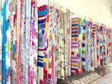 钻石绒磨毛布料 家居家纺窗帘床上用品用布 厂家直批
