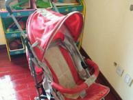 圣得贝婴儿车。孩子大了,用不起,二手转让。记载了宝贝很多