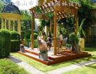 重庆古建凉亭设计,别墅花园解决方案,露台花园设计