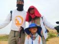 腾格里沙漠夏令营回顾(五) 致最亲爱的孩子们