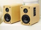 AIDU/爱度AY820木质HIFI书架音箱 电脑2.0桌面音响