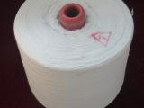 河南纱线,白色30支仿大化,增白仿大化纤纱线 涤纶纱线 缝包线