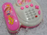 婴儿儿童宝宝早教启蒙玩具音乐电话机会唱歌电话婴儿益智玩具批发