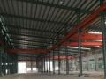 黄圃大雁工业区钢构厂房2650平米水电齐全厂房急租