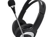 OVLENG/奥兰格 Q2 USB电脑头戴式耳机 商务音乐游戏品