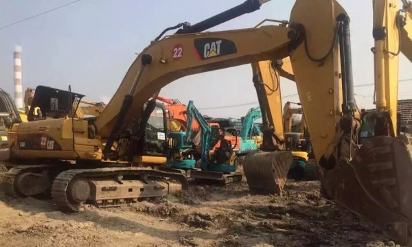 武威二手挖掘机市场