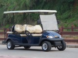 工厂直销高尔夫球车6座电动观光车A1S4 2