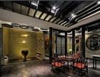 北碚区主题餐厅室内装潢 重庆特色餐厅装修设计 北碚餐馆装修