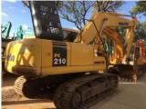 旧挖掘机一般贸易进口清关