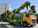 折臂吊随车吊随车起重运输车大吨位起重机8-300吨