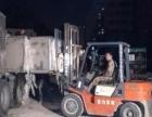 郑州叉车出租,吊车租赁,24小时出租服务