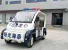 工厂园区电动巡逻车,四座敞篷式四轮电动车45000元
