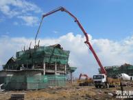 长沙株洲二手混凝土输送泵混凝土地泵混凝土车载泵泵车出租