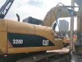 转让 挖掘机卡特重工13年购买卡特320D出售