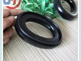 厂家直销车缝蛋白质皮耳套 吸塑成型高周波热压耳机耳套