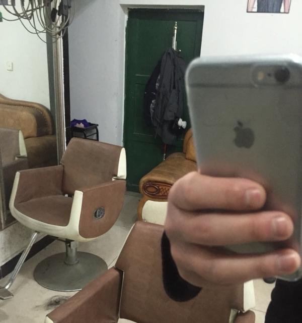 出售闲置iPhone6天空灰国行三网通,同城方面验机交易