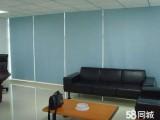 金山铝百叶窗帘定做厂家 上海金山区办公楼窗帘卷帘垂直帘定做