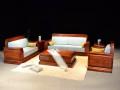 缅甸花梨木沙发十件多少钱