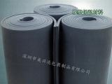 厂家供应橡塑保温材料 带胶橡塑 保温棉 橡塑管
