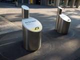 隱身地下自動升降智能分類垃圾桶滿溢報警消殺除臭