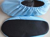 厂家批发纯手工 防静电款防滑鞋套 耐磨防滑机房用鞋套加工定制