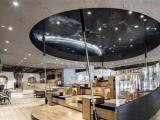 24小时社交茶饮休闲馆装修设计,打造新概念社交空间