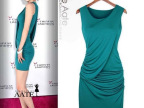 新款礼服包臀连衣裙欧美明星同款时尚裙子显气质显瘦