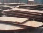 北京回收废旧建材钢筋钢板 废旧木板木材回收