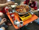 重庆洋人街野餐自助烧烤+火锅