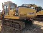 钦州小松200-8二手挖掘机低价出售,小松二手挖掘机价格