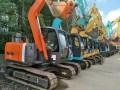 贵州贵阳二手挖机市场出售日立70挖掘机个人二手挖掘机转让