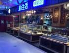 浙江杭州惠利面包展柜厂8年专业面包店店面装饰 面包展示柜