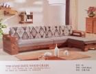 厂家直销长春办公实木家具高档简约水曲柳沙发批发价格可定制