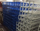专业生产展览器材圆管桁架,折叠桁架,方管桁架镀锌等