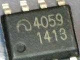 凯特瑞供应微盟ME4059ASPG/ME4059DSPG芯片