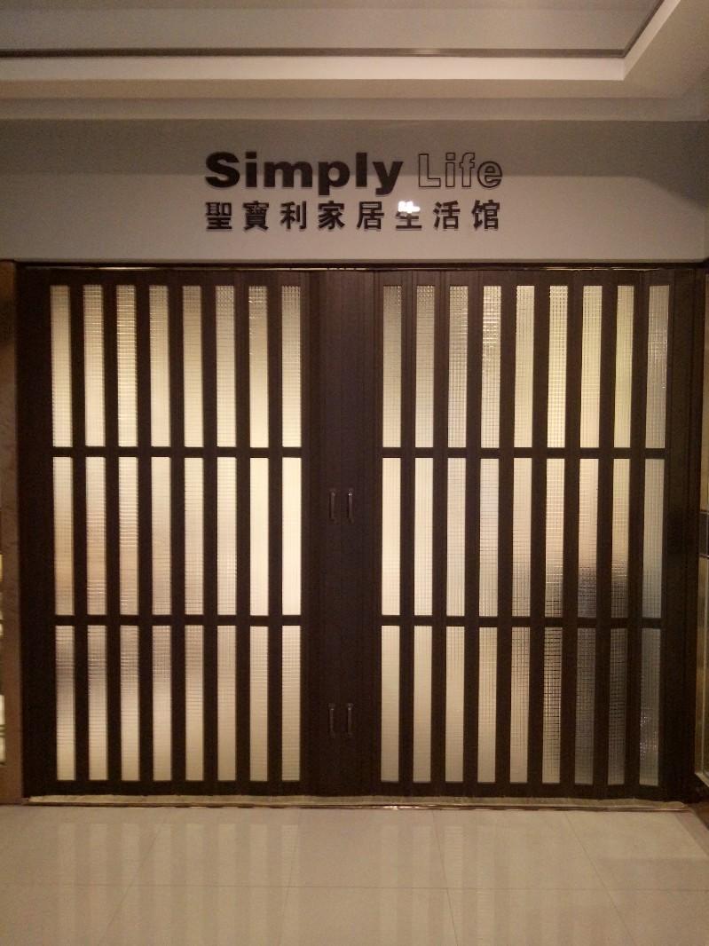 唐山市金科尔pvc折叠门
