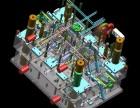 机械软件制图模具设计全套教程