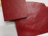 工厂直销 网格纹充皮纸 斜格纹 飘格纹 红色充皮纸礼品包装纸