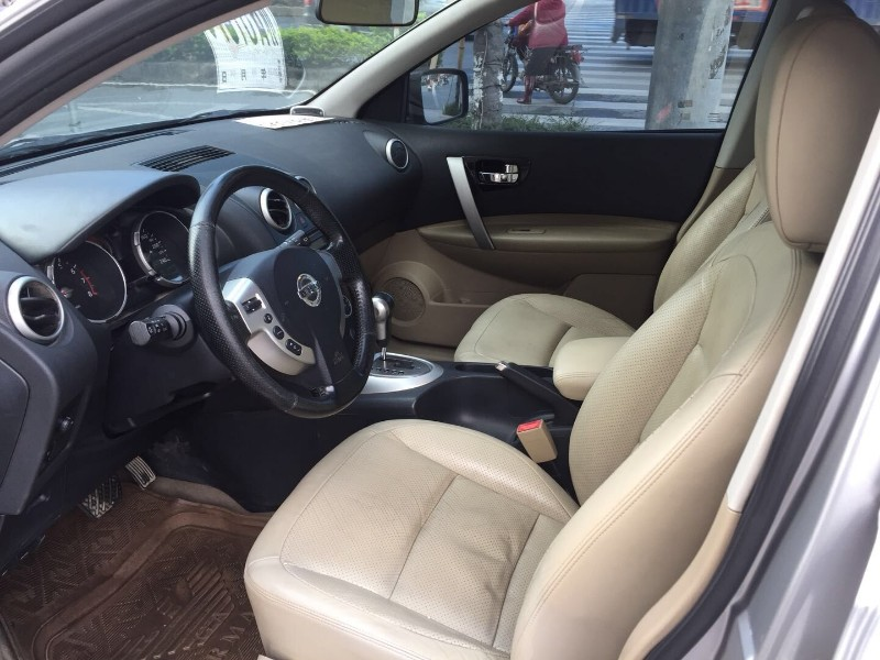 转让 越野车SUV 日产 逍客(海外)2.0自动雷版